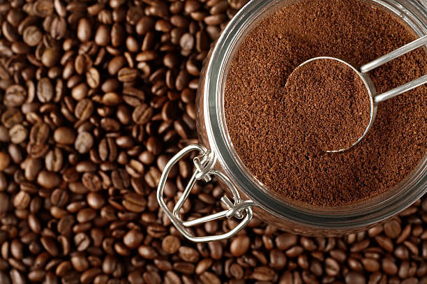 Coffee body scrub (homemade recipe)