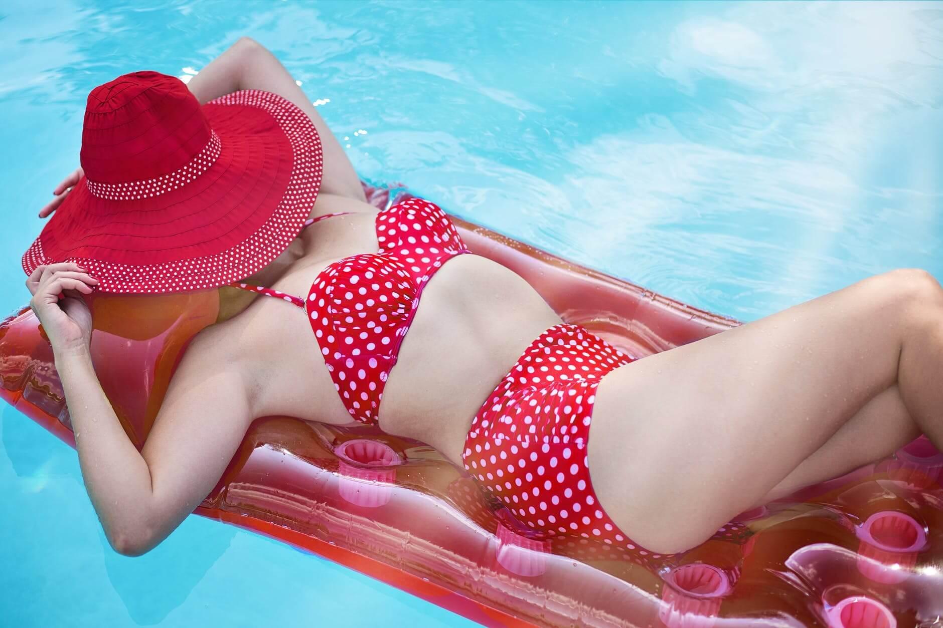 A bikini