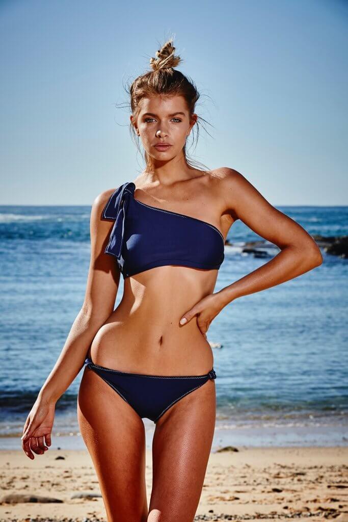 One-Shoulder Bikini (latest bikini styles)