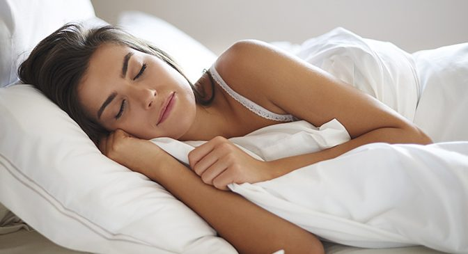 Sleep (skin care tips for brides to be)